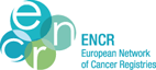 Logo ENCR (European Network of Cancer Registries)
